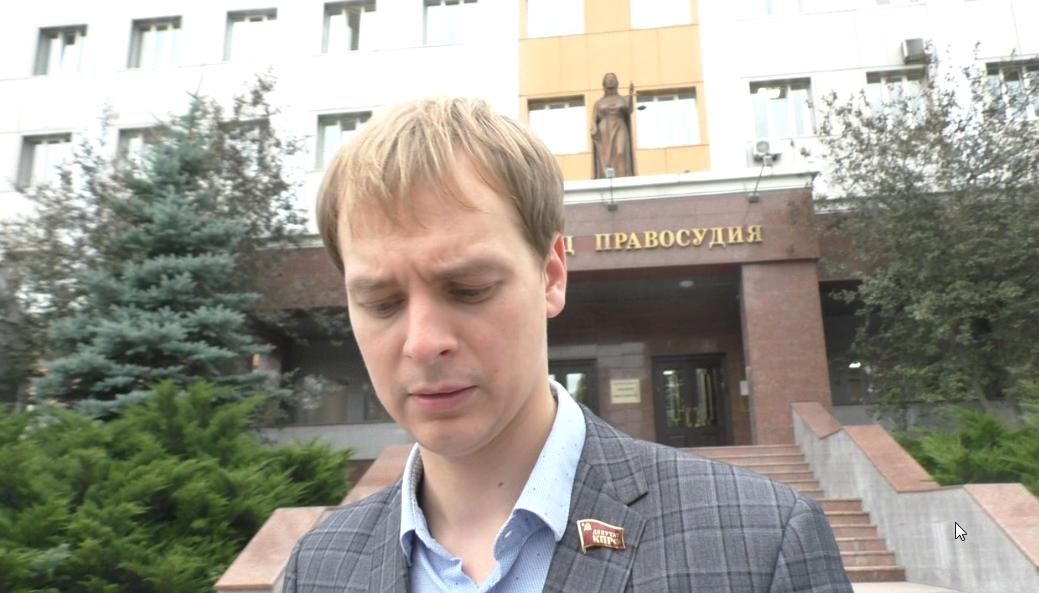 Областной суд подтвердил отмену регистрации Ушакова на выборы в горсовет