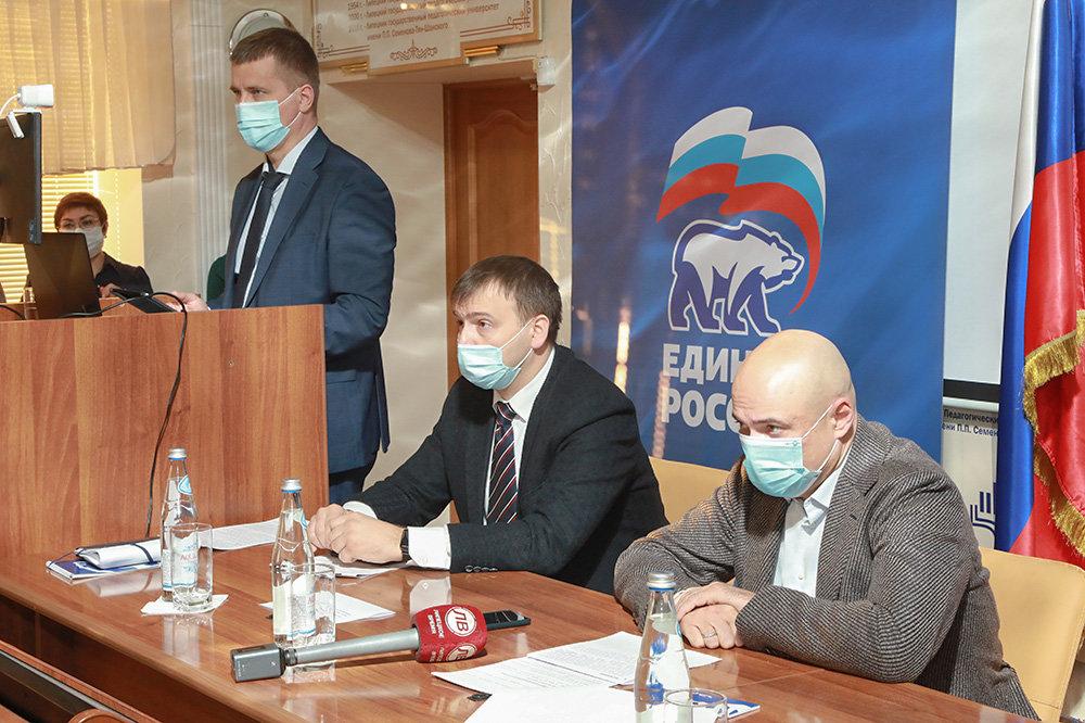 civitatum Russia primaries in Lipetsk
